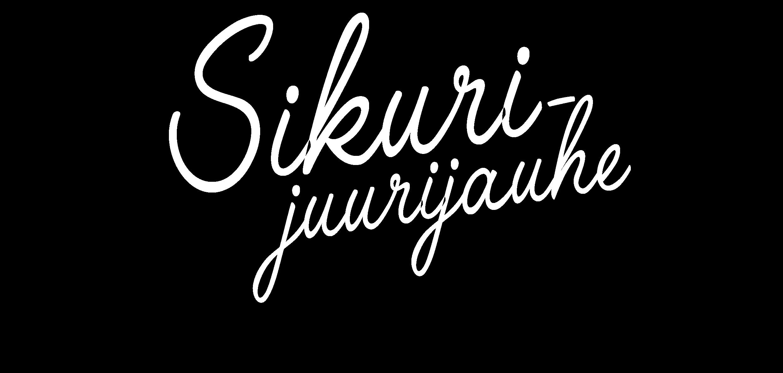 Sikurijuurijauhe